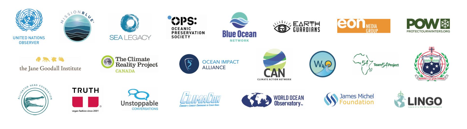 MAPS Alliance Partner logos