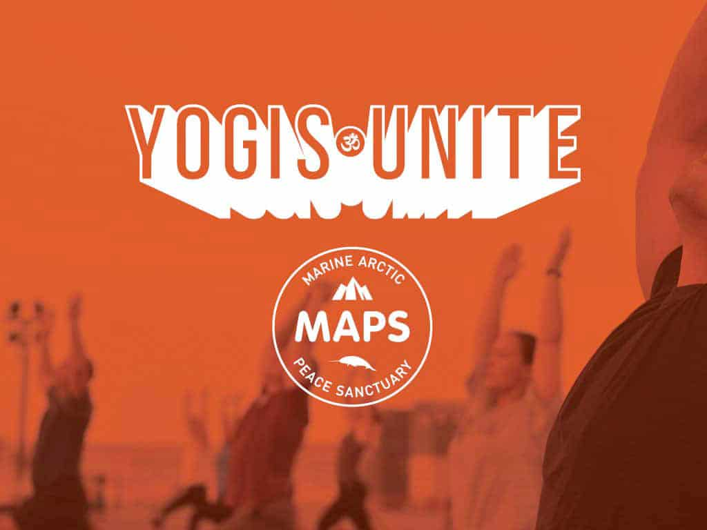 Parvati.org Yogis Unite for the Marine Arctic Peace Sanctuary