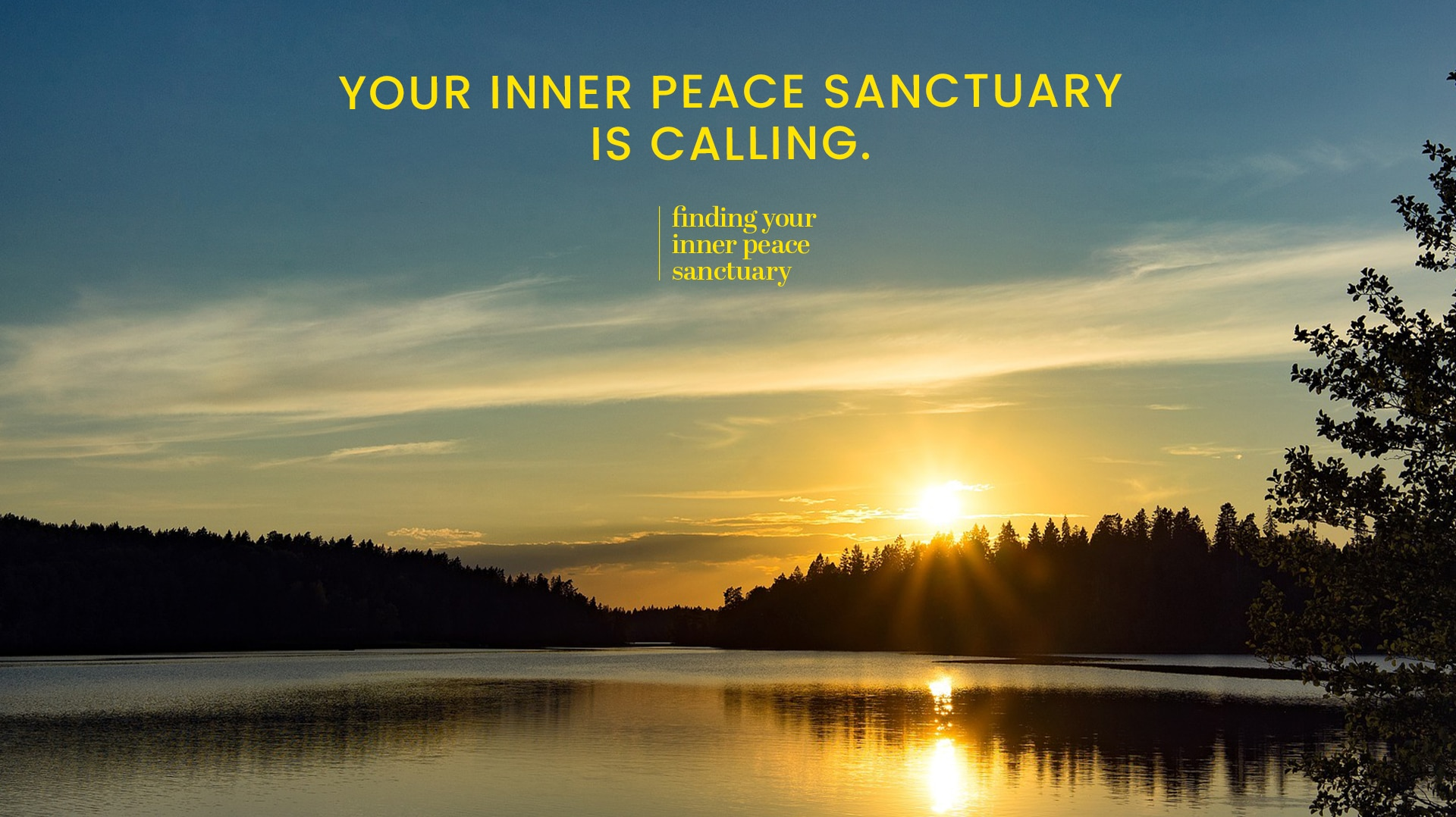 Parvati Foundation Finding Your Inner Peace Sanctuary Calling