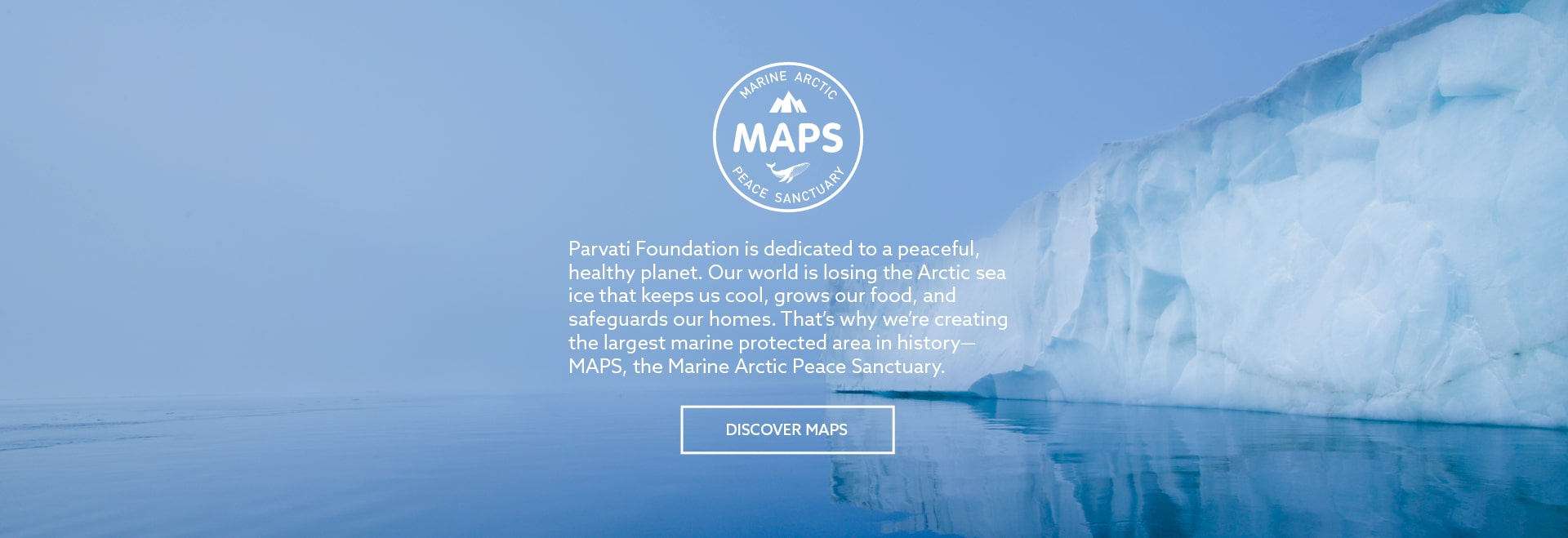 Parvati Foundation, MAPS, the Marine Arctic Peace Sanctuary